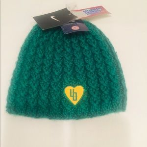 Women's Oregon Ducks knit by Nike.